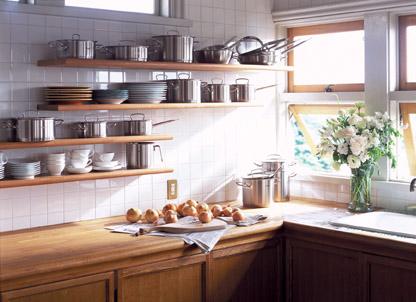 面馆厨房设计平面图