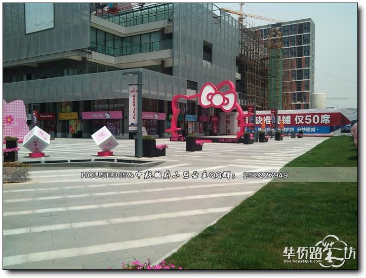 【滔滔跑盘】中航樾府之禧樾广场,8万/平的天价,堪称商铺中的战斗机!