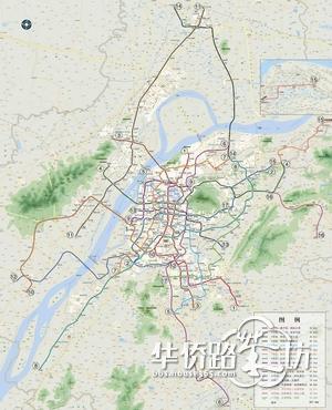 南京到高淳地铁路线图