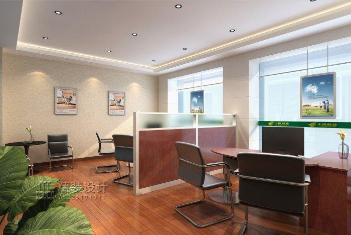 银行装修设计 vip接待室设计 理财室设计