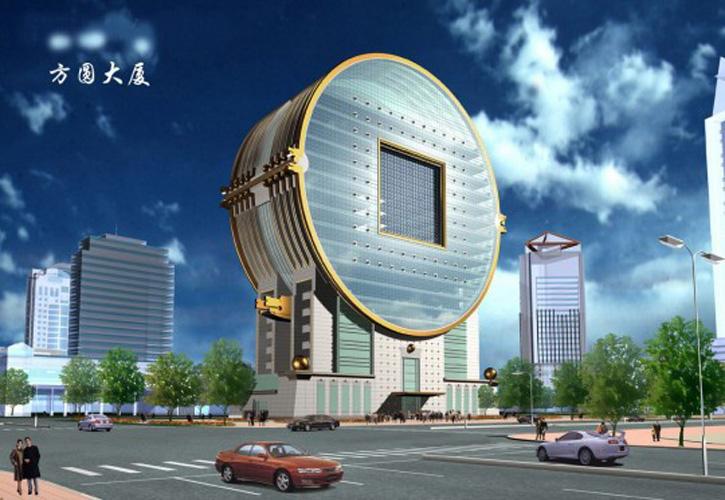 沈阳市建筑设计院副院长赵宇在接受记者专访时表示,这座建筑在建成多