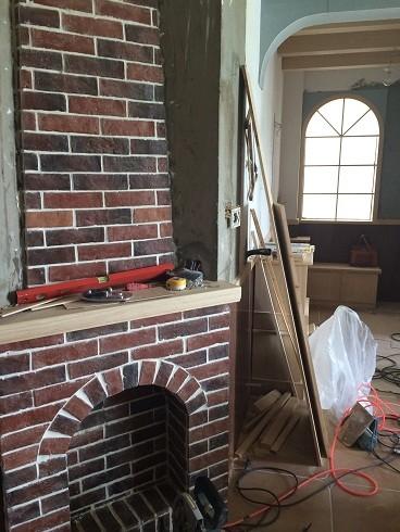 标签:砖砌壁炉 兴元嘉园小区二手房