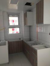新城花漾紫郡8-5*4室装修在施工地参观-安装阶段