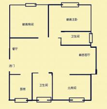 阳湖名城户型图