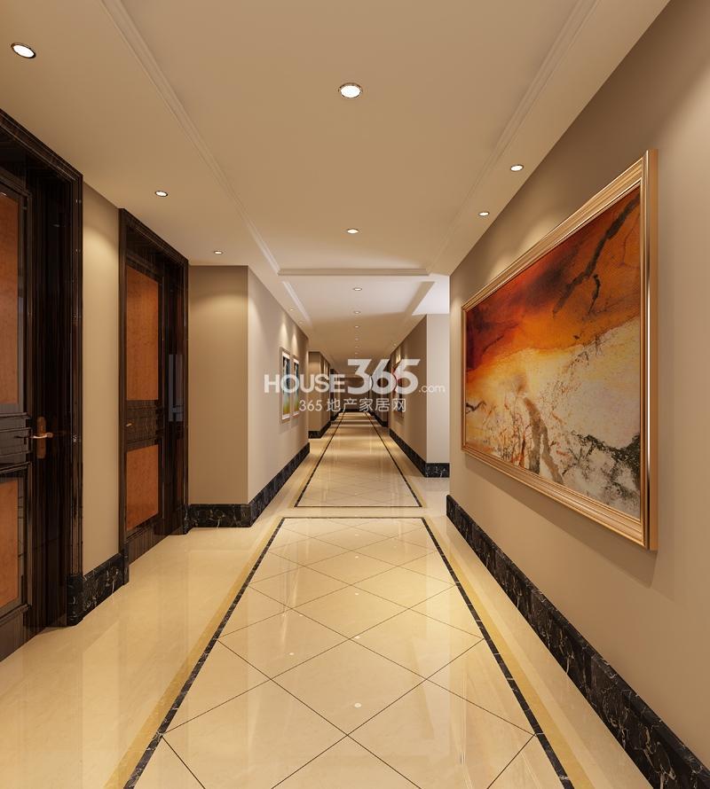公寓走廊设计 简约