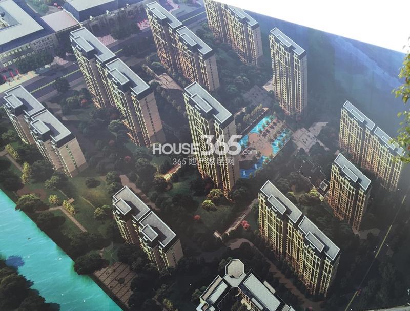 芜湖奥特莱斯商业广场效果图