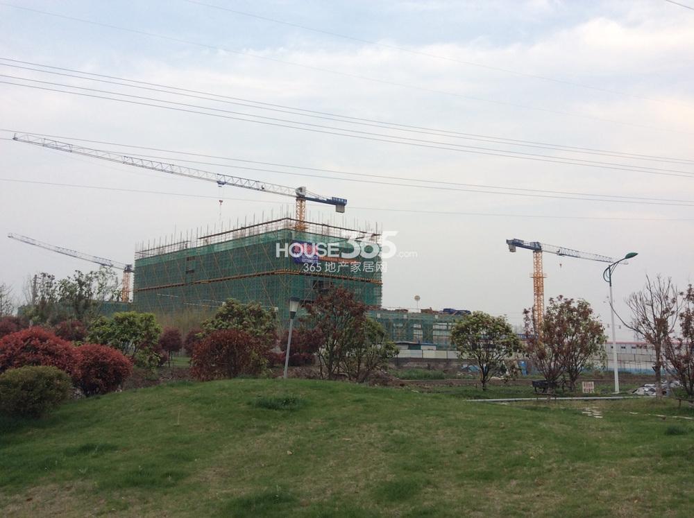 东方万汇城南片实景图(4.8)