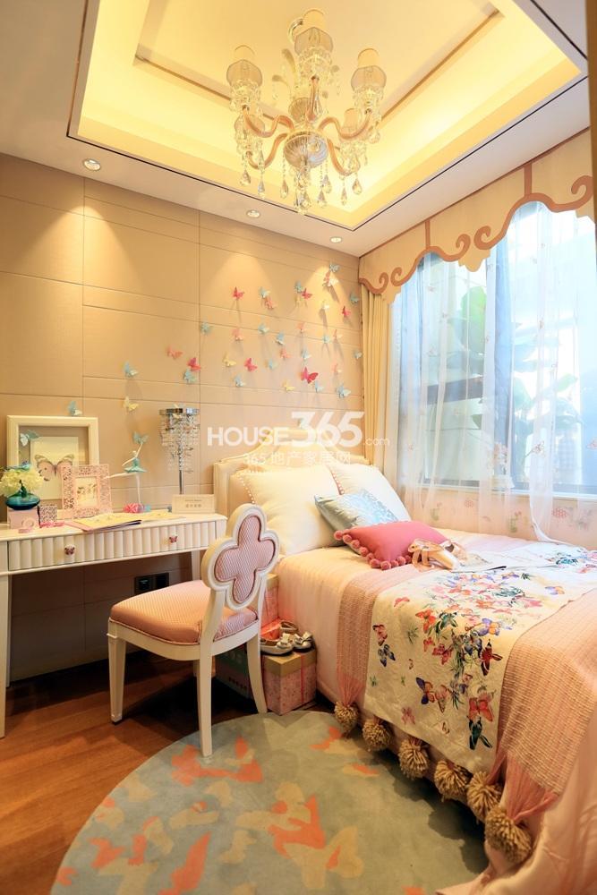 万达茂万达茂105㎡样板间图片——卧室-南京365地产