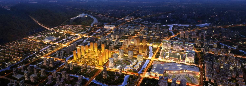 未来城二期效果图