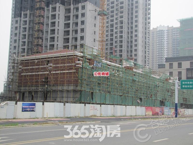 淮矿东方蓝海7月工程进度(2015.7.30)