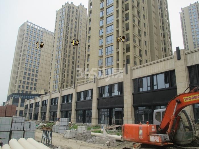 2015年8月玲珑府项目住宅及1号楼酒店式公寓