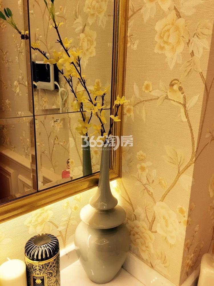 银亿东城144㎡联排别墅样板间卫浴