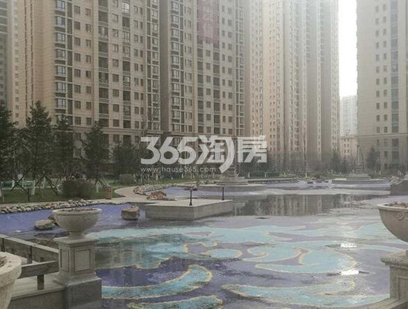沈阳国瑞城实景图