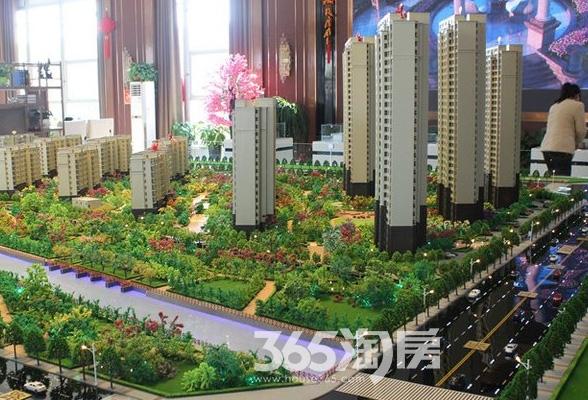 文一西溪湾实景图(2017.04)