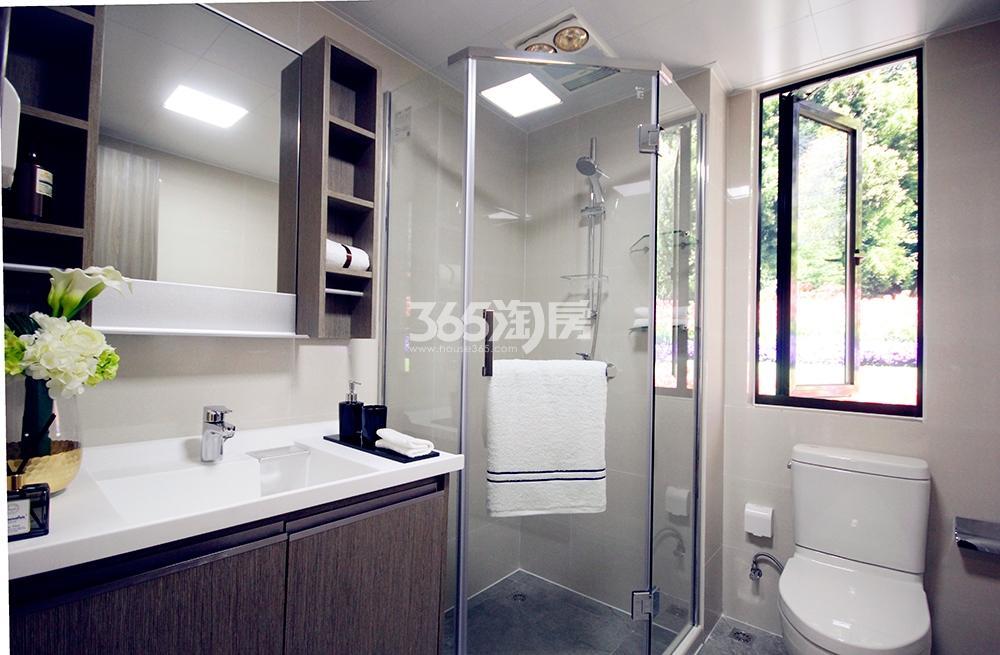 雅居乐国际花园二期128方样板房——卫浴