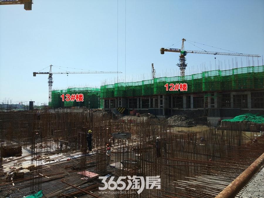 新华联梦想城工程进度(2017.5摄)