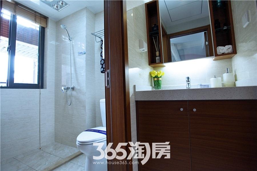 伟星玲珑湾藏岛87㎡样板间—卫浴