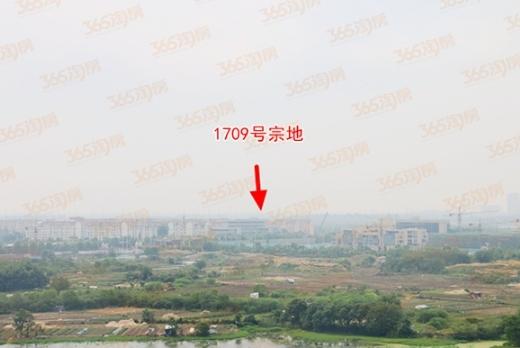 碧桂园1709号宗地实景图
