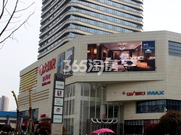 启迪协信无锡科技城周边配套——百乐广场大润发