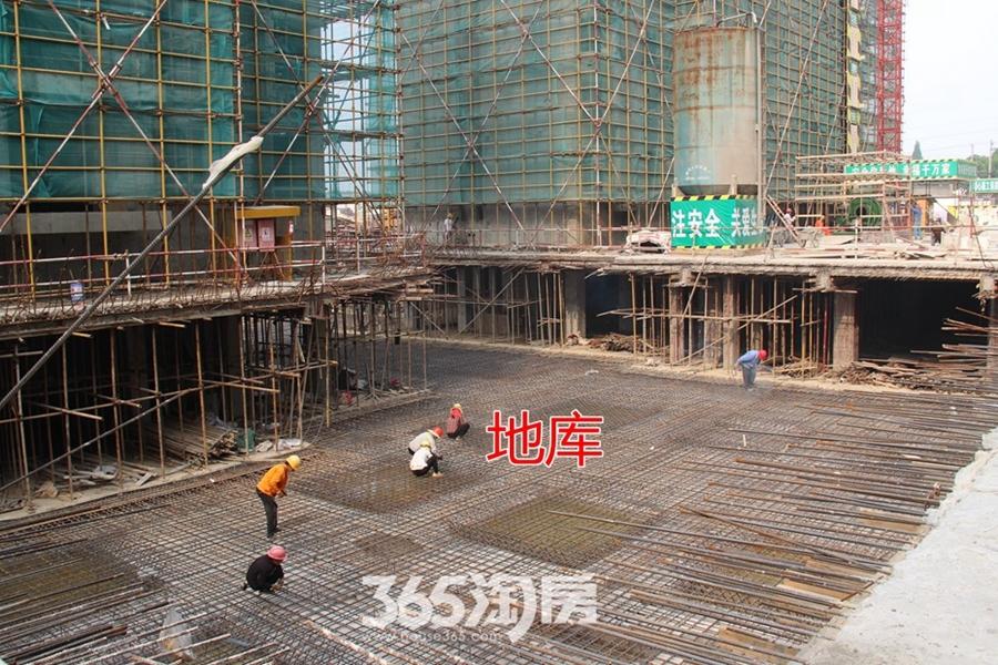 伟星玲珑湾藏岛工程进度(2017.6摄)