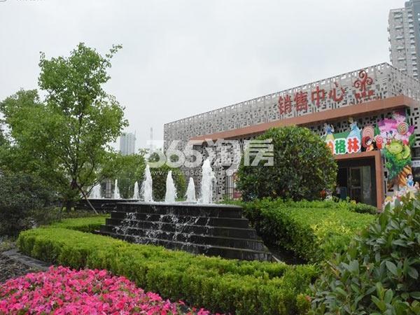 御锦城实景图
