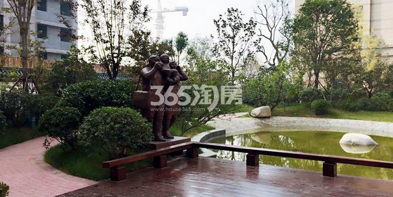 中建昆明澜庭园林实景图(2017.7.3)