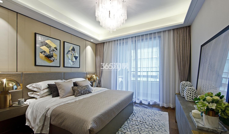 招商远洋春秋华庭112方(B户型)样板房---卧室