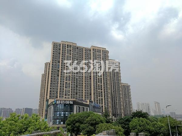 金科财富商业广场实景图