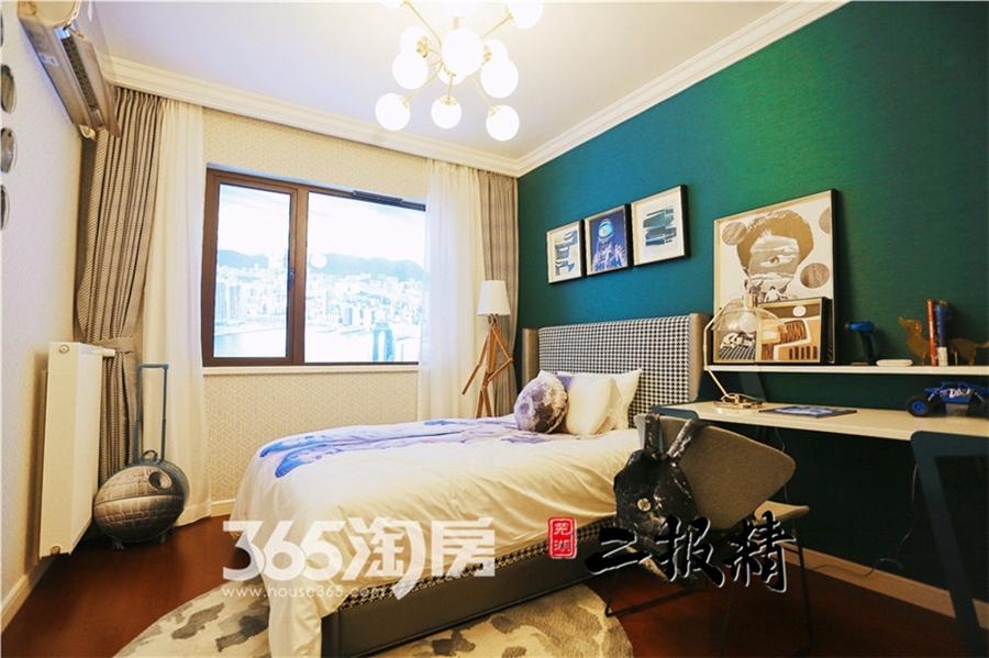 伟星时代之光约138㎡精装样板间-卧室
