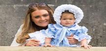 单亲妈妈花20万打扮两岁女