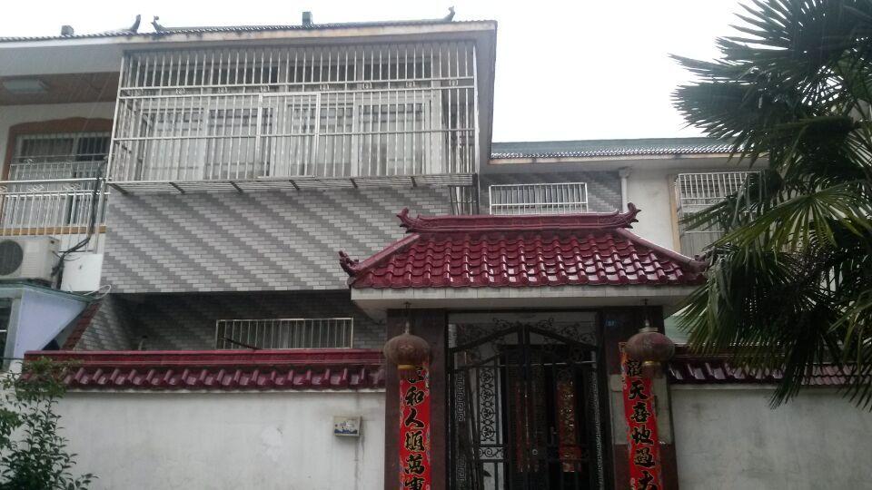 芦芽山风景区金安寺