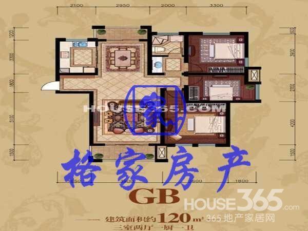 設計圖分享 建110平方房子設計圖  偉星112平方設計圖 寬341×300高