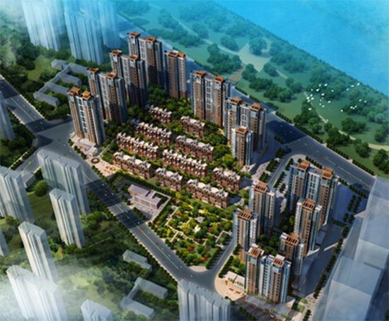泰宏建业国际城业主社区